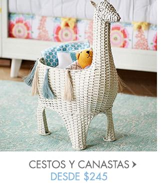 Cestos y Canastas