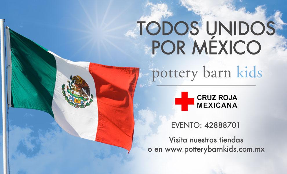 Todos unidos por México